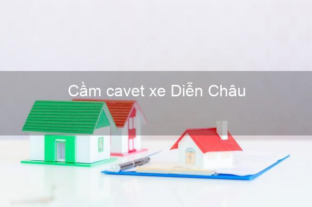 Cầm cavet xe Diễn Châu Nghệ An