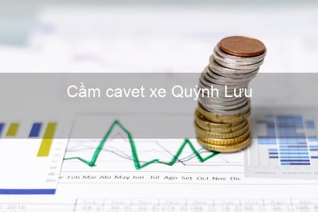Cầm cavet xe Quỳnh Lưu Nghệ An